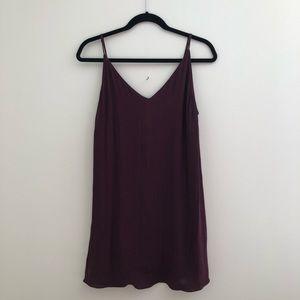 Wilfred Free Vivienne Slip Dress